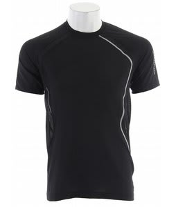 Salomon Trail Runner II Tech T-Shirt Black/Black