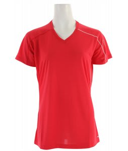 Salomon Trail IV T-Shirt Cerise/Cerise/Cerise