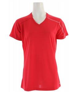 Salomon Trail IV T-Shirt Cerise/Cerise/Cerise