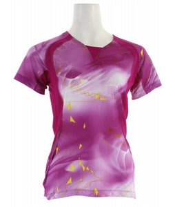 Salomon Trail Runner II Tech T-Shirt Very Purple/Very Purple