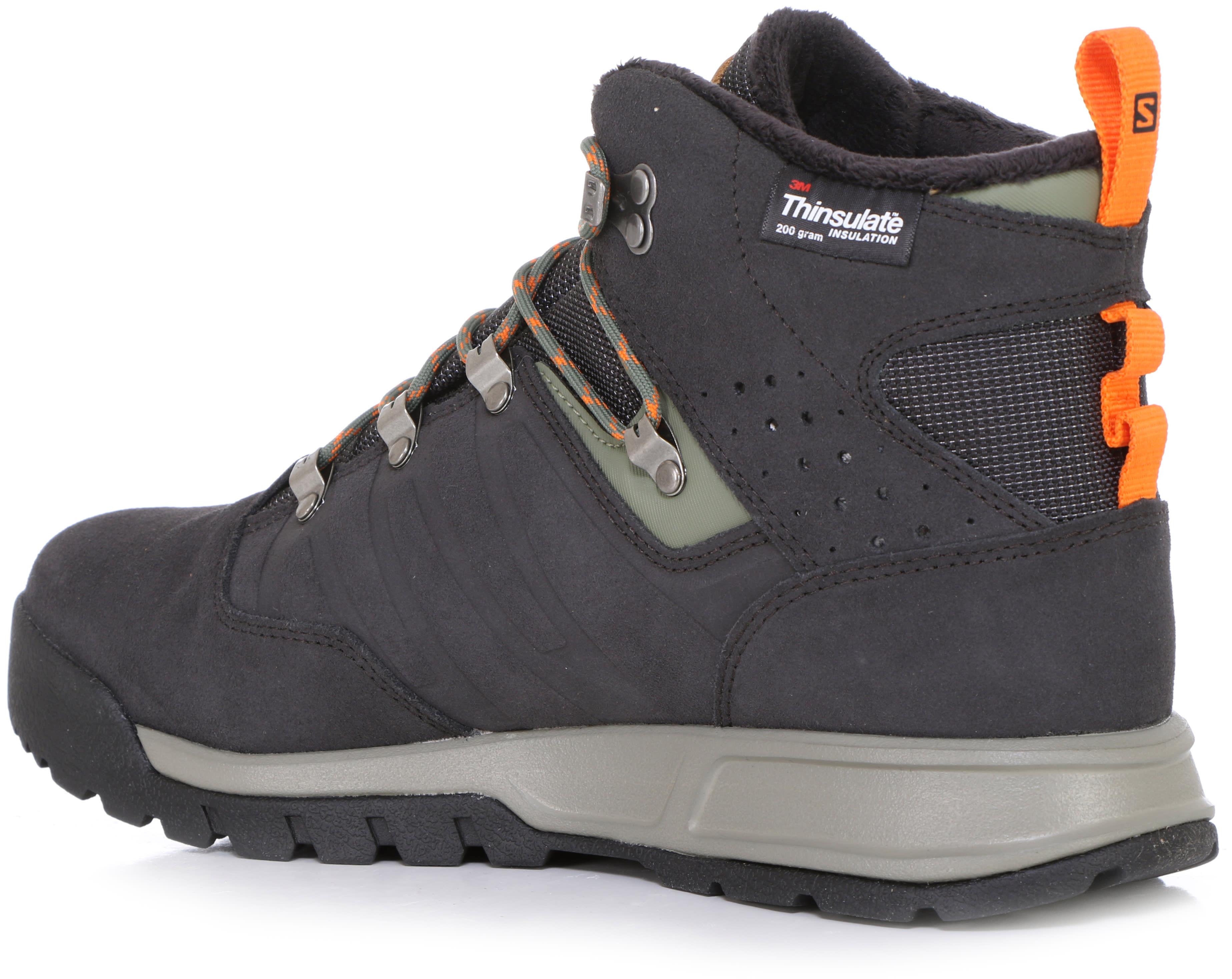 Salomon Utility Ts Cswp Boots
