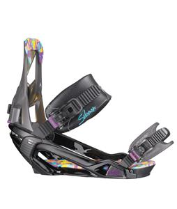 Salomon Vendetta Snowboard Bindings Black