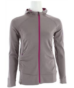 Salomon Whisper II Midlayer Hoodie Paloma