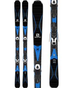 Salomon X-Drive 7.5 Skis w/ Easytrak 2 Lithium 10 Bindings