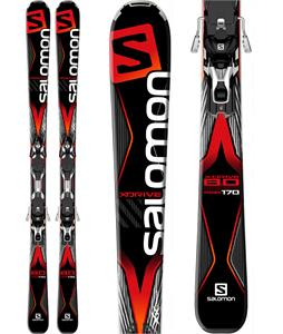 Salomon X-Drive 8.0 Skis w/ XT10 Bindings