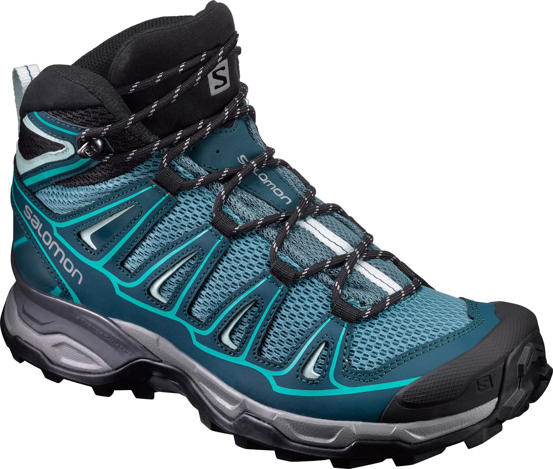 Salomon X Ultra Mid Aero Hiking Boots - Womens 2018
