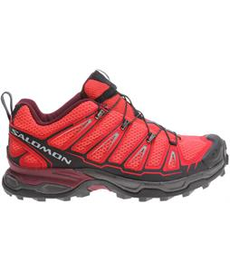 Salomon X Ultra Hiking Shoes Papaya/Dynamic/Bordeaux