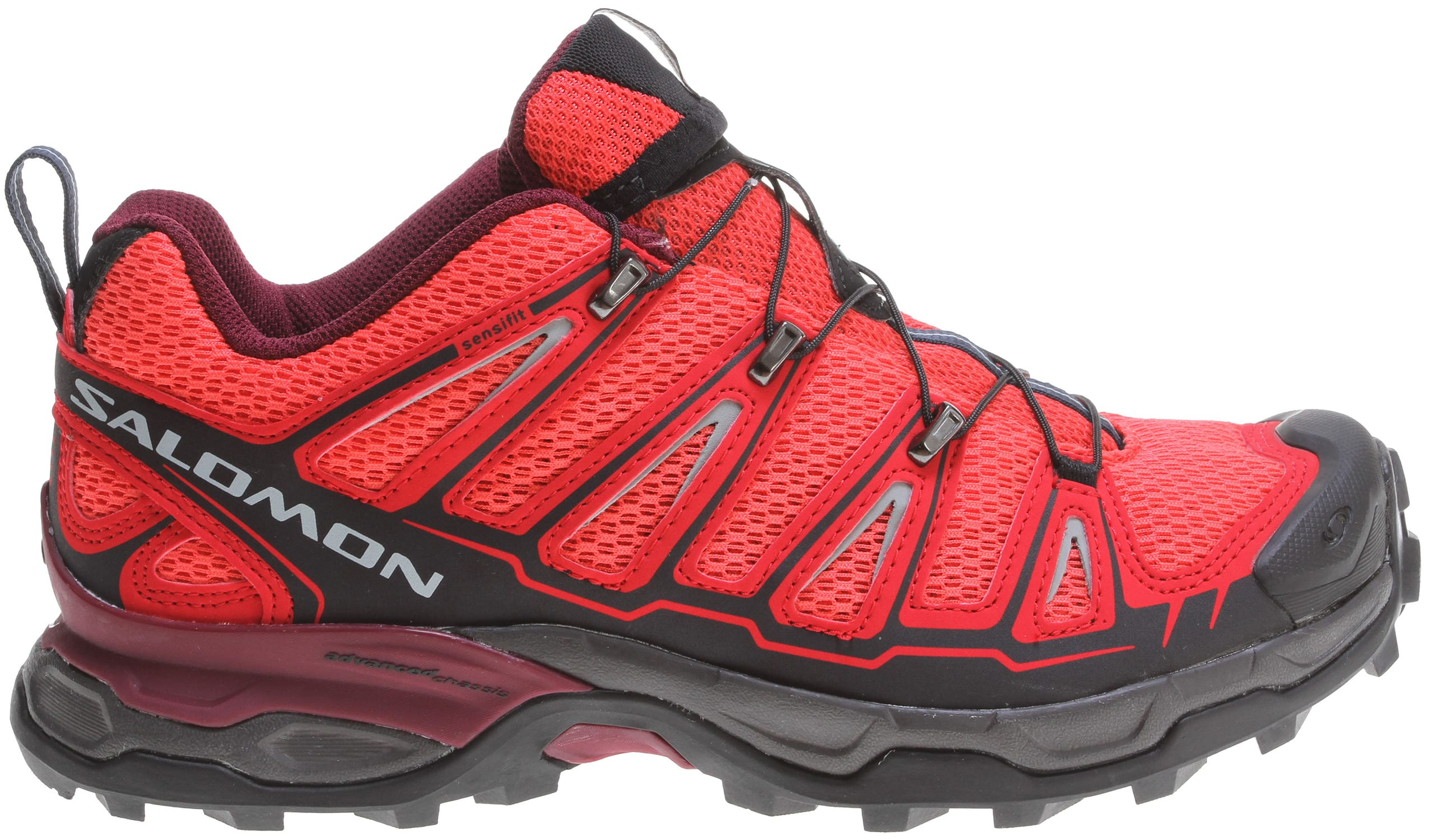Salomon X Ultra Mid Womens Gtx Trail Running Shoes