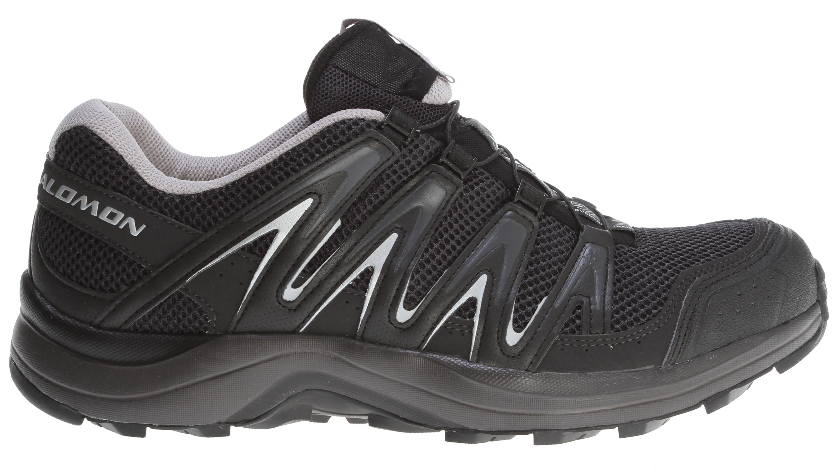 Shop for Salomon XA Comp 7 Hiking Shoes Asphalt/Black/Aluminum - Men's