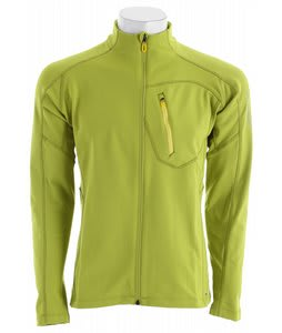 Salomon XA Midlayer Top S Green