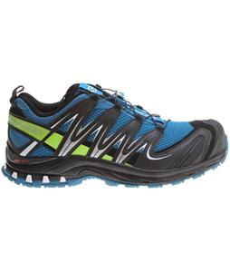 Salomon XA Pro 3D Shoes Darkness Blue/Granny Green/Black