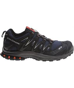 Salomon XA Pro 3D Ultra 2 Shoes Deep Blue/Blck/Sunset-X