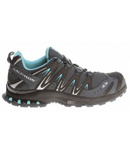 Salomon XA Pro 3D Ultra 2 Hiking Shoes Grey Denim/Black/Atol-X