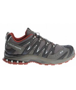 Salomon XA Pro 3D Ultra 2 Hiking Shoes Swamp/Black/Deep Red