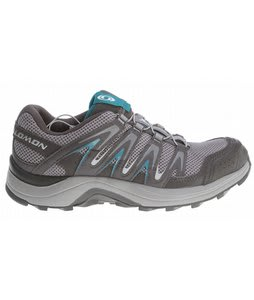Salomon XA Comp 7 Hiking Shoes Pewter/Autobahn/Dark Bay Blue