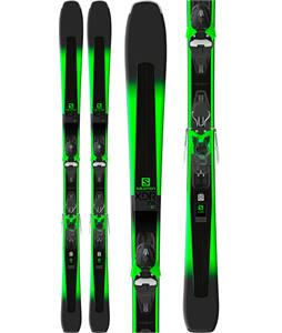 Salomon XDR 78 St Skis w/ Mercury 11 Bindings