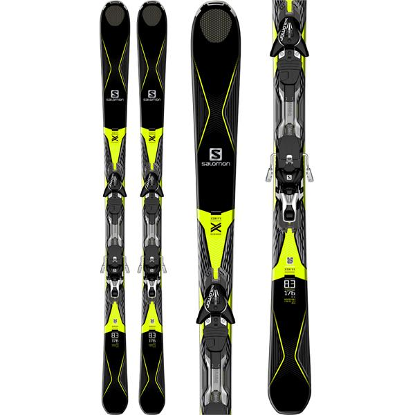 Salomon X-Drive 8.3 Skis w/ XT12 Bindings