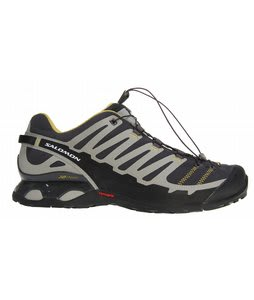 Salomon X-Over Hiking Shoes Asphalt/Titanium/Lemon Curry