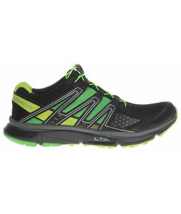 Salomon XR Mission Hiking Shoes Blacklight Green-X/Pop Green