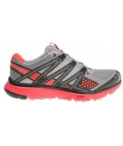 Salomon XR Mission Hiking Shoes Pewter/Papaya/Black