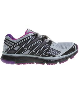 Salomon XR Mission Shoes Light Onix/Black/Anemone Purple