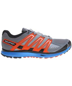 Salomon X-Scream Shoes Pearl Grey/Union Blue/Black
