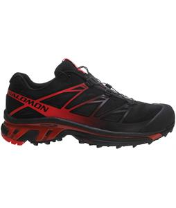 Salomon XT Wings 3 Shoes Black/Black/Bright Red