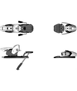 Salomon Z10 Ski Bindings White/Black 90mm