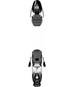 Salomon Z10 Ski Bindings White/Black