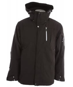Salomon Zero II Ski Jacket Black