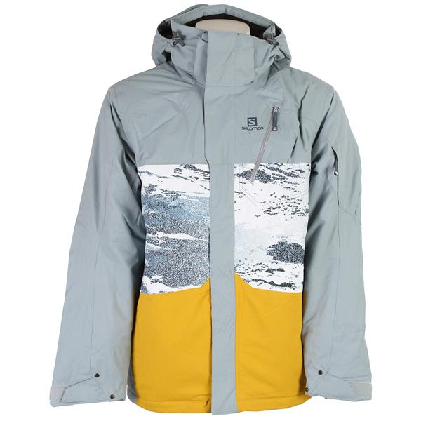 Salomon Zero Insulated Ski Jacket