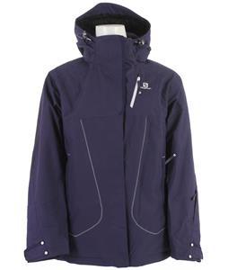 Salomon Zero Ski Jacket Wizard Violet