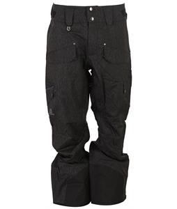 Salomon Zero Ski Pants Black