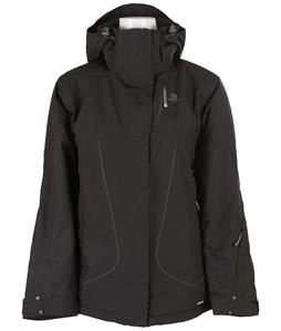 Salomon Zero Ski Jacket Black