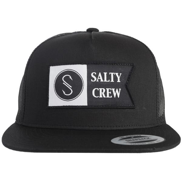 Salty Crew Alpha Trucker Cap