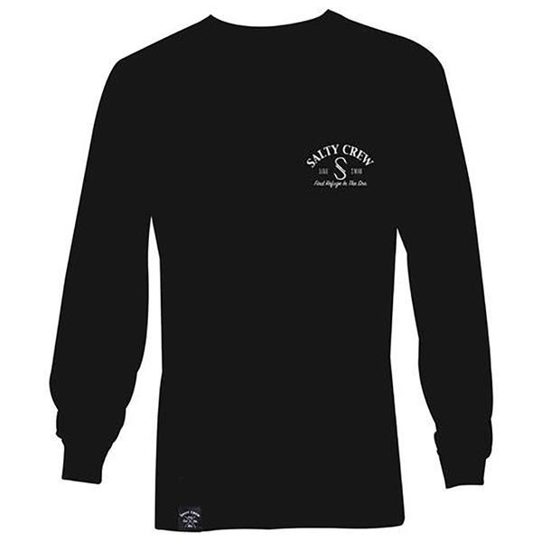 Salty Crew Buoy Fish Tech L/S T-Shirt