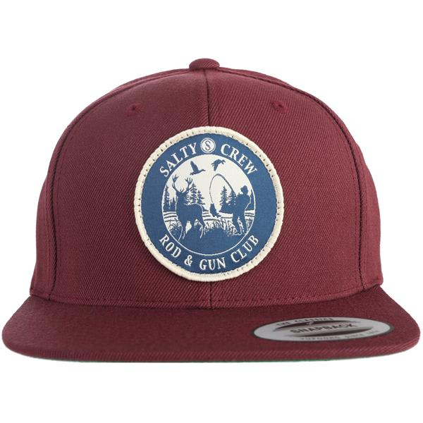 Salty Crew Rod & Gun Club Cap