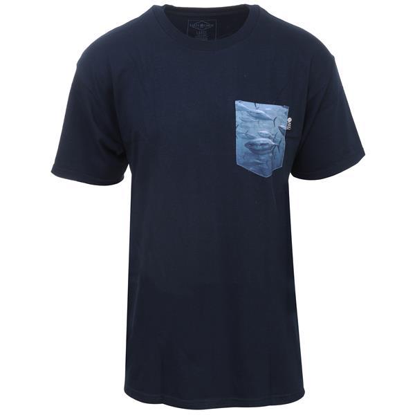 Salty Crew Schooled Pocket T-Shirt
