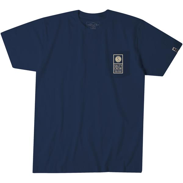 Salty Crew Porthole Pocket T-Shirt