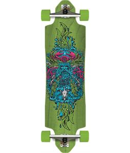Santa Cruz Sea God Cruz Control Longboard Complete