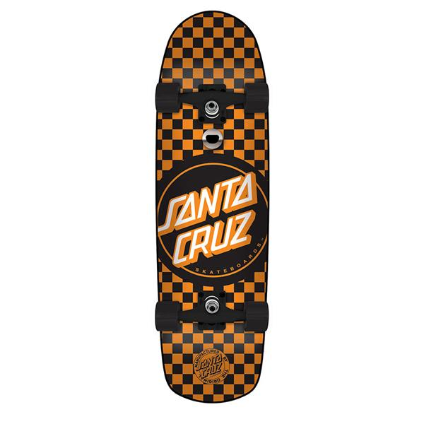 Santa Cruz Check Dot Cruiser Complete