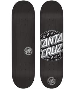 Santa Cruz Paisley Dot Team Skateboard Deck