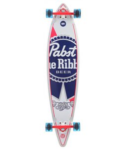 Santa Cruz PBR Pintail Skateboard Longboard