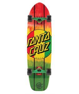 Santa Cruz Rasta Dot Jammer Mid Cruiser Complete