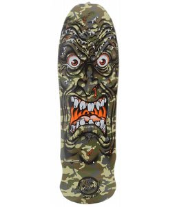 Santa Cruz Roskopp Face Camo Reissue Skateboard