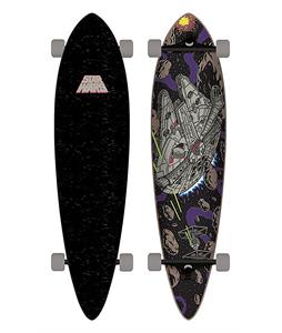 Santa Cruz Star Wars Millennium Falcon Scene Pintail Cruiser