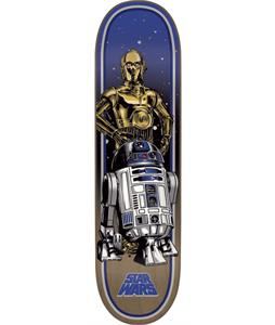 Santa Cruz Star Wars Droids Skateboard Deck 8.375in x 32in
