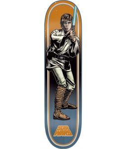 Santa Cruz Star Wars Luke Skywalker Skateboard Deck 7.8in x 31.7in