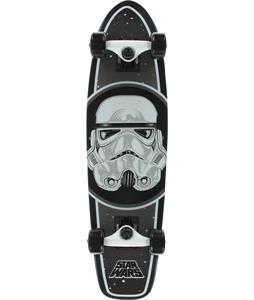 Santa Cruz Star Wars Stormtrooper Cruzer Longboard Complete 29.1in x 7.4in
