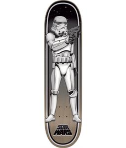 Santa Cruz Star Wars Stormtrooper Skateboard Deck 8in x 31.6in